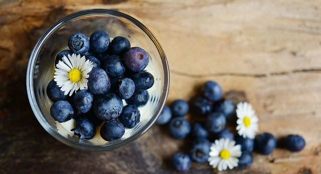 arandanos, alimento saludable para el corazon