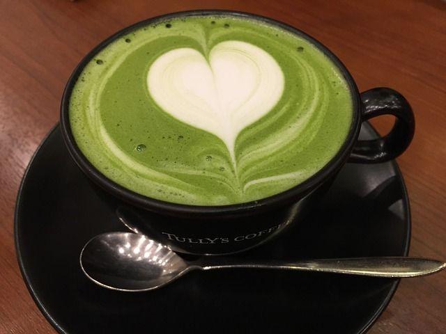 te verde, alimento saludable para el corazon